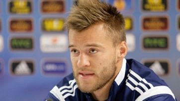 Андрей Ярмоленко: «Может «Манчестер Сити» показывает не лучший футбол, но их нельзя недооценивать»