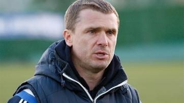 Сергей Ребров: «Рад, что матч пройдёт при зрителях»