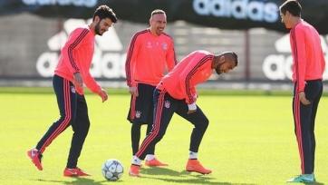 «Бавария» объявила стартовый состав на игру с «Ювентусом»