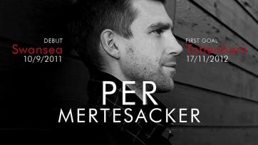 Пер Мертезакер готовится к 200-му матчу в составе «Арсенала»