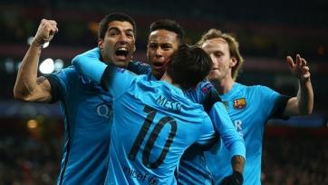 Дубль Месси принёс «Барселоне» уверенную победу в Лондоне