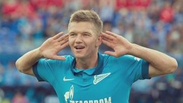 Шатов, скорее всего, пропустит четвертьфинал Кубка России против «Кубани»