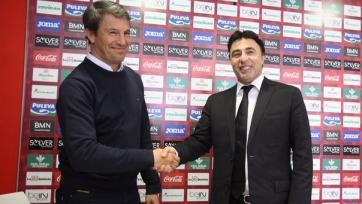 Официально: Новым главным тренером «Гранады» стал Хосе Гонсалес