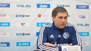 Евдокимов: «Выиграть Кубок ФНЛ очень почётно»
