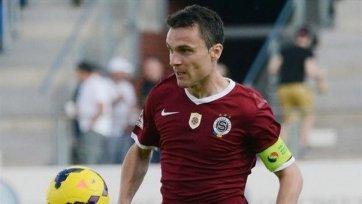 Лафата пропустит и ответный матч против «Краснодара»