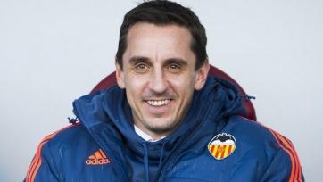 Гари Невилл может продлить контракт с «Валенсией»