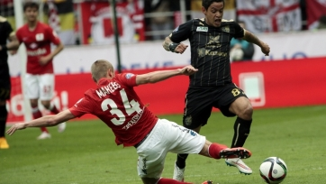 Карлос Эдуардо, скорее всего, доиграет сезон в «Рубине»