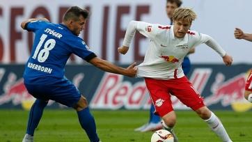 Эмиль Форсберг, интерес к которому проявлял «Ливерпуль», продлил контракт с «Лейпцигом»