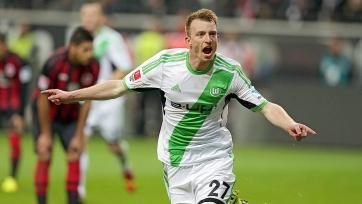 Официально: Арнольд продлил контракт с «Вольфсбургом»