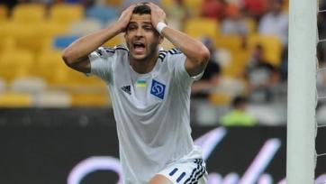 Мораес травмировался в игре с «Ман Сити»