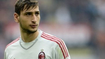«Милан» собирается продлить контракт с Доннаруммой