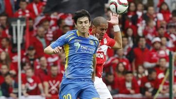 Сердар Азмун: «Не считаю невозможным свой переход в «Реал»