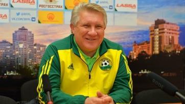 Сергей Ташуев: «Не думаю, что мы будем ещё кого-то приобретать»