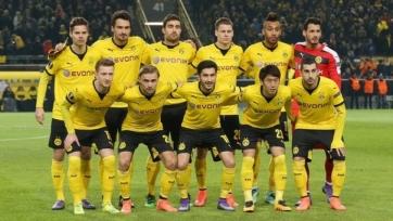 Дортмундская «Боруссия» объявила состав на матч с «Порту»