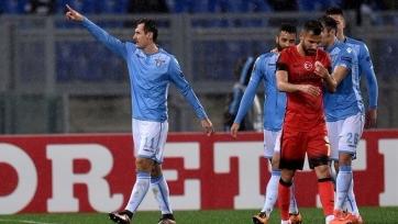 «Лацио» уверенно прошёл «Галатасарай»