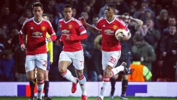 «Манчестер Юнайтед» разгромил «Мидтьюлланд»