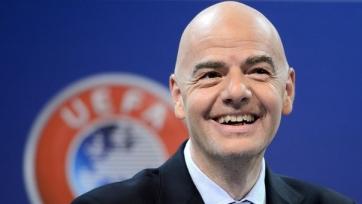 Инфантино: «Сегодня решающий день для будущего футбола»