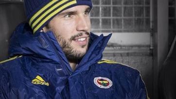 Ван Перси: «Нас ждут матчи с очень крепким противником»