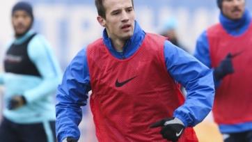 Йованович проведёт вторую часть сезона в стане «Зенита-2»