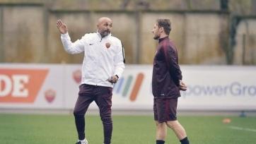 Франческо Тотти вернулся в заявку «Ромы»