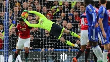 Де Хеа сможет сыграть в матче против «Арсенала»