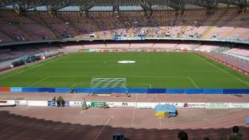 Мэр Неаполя поучаствует в усовершенствовании стадиона «Сан Паоло»