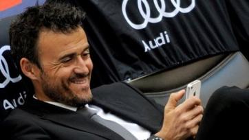 Луис Энрике: «Чемпионская гонка ещё далеко не решена»