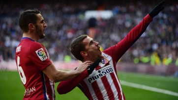 Не «галактикос». «Атлетико» торжествует в дерби с «Реалом»