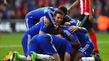 «Челси» прервал шестиматчевую беспроигрышную серию «Саутгемптона»