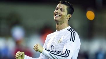 Роналду: «Если бы все в «Реале» были на моём уровне – «Реал» бы лидировал в Примере»