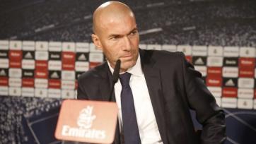 Зидан: «Трудно принять домашнее поражение от «Атлетико»