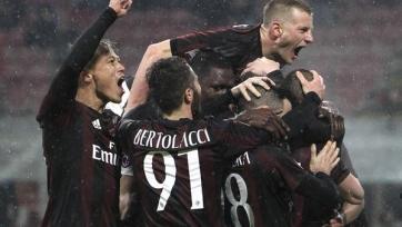 Гол Антонелли принёс «Милану» победу над «Торино»