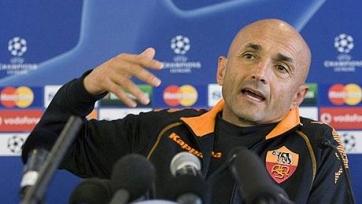 Лучано Спаллетти не верит в победу над «Реалом»