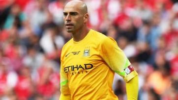 Кабальеро: «Кому занять место в воротах в предстоящем матче с «Ливерпулем» - решать тренеру»