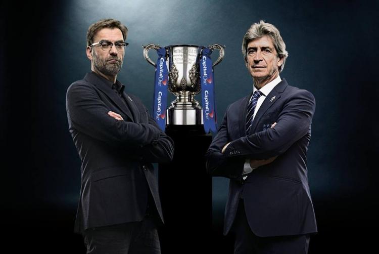 Финал Кубка английской лиги. «Ливерпуль» - «Манчестер Сити» - кто вернётся на трон?