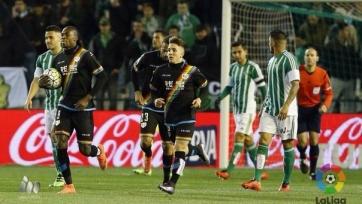 «Бетис» и «Райо» забили четыре гола, но победителя не выявили