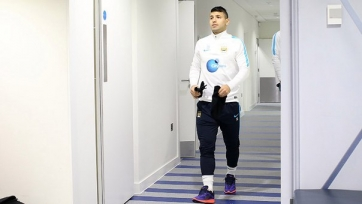 Руководство «Манчестер Сити» увеличит зарплату Серхио Агуэро