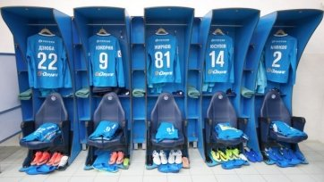 Стал известен стартовый состав «Зенита» на матч против «Кубани»
