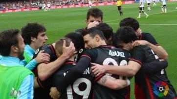 «Атлетик» вновь сильнее «Валенсии»