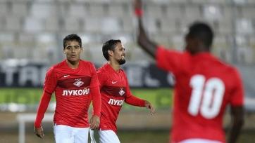 Мельгарехо забил за «Спартак», но красно-белые проиграли
