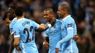 «Манчестер Сити» выиграл Кубок английской лиги