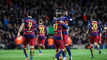 «Барселона» не без труда переиграла «Севилью»