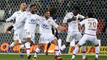 ПСЖ потерпел первое поражение в сезоне