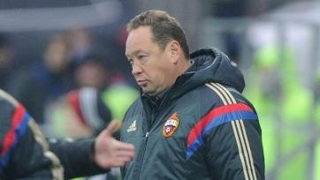Леонид Слуцкий: «ЦСКА играет в «спартаковском стиле»