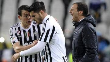 Массимилиано Аллегри: «Остались лишь два сложных матча в чемпионате – с «Фиорентиной» и «Миланом»