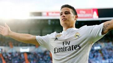 Sky Sports: Хамес Родригес может покинуть «Реал»