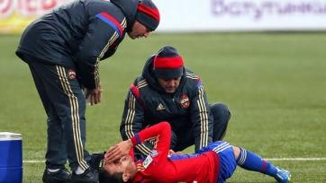 Георги Миланов избежал серьёзного повреждения
