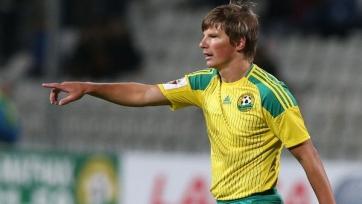 Андрей Аршавин прибыл в Казахстан