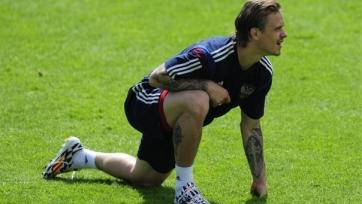 Андрей Ещенко: «На мой опыт в «Динамо» рассчитывают»