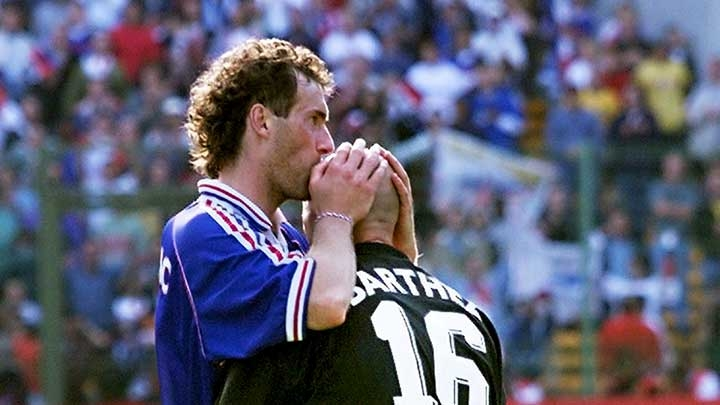 Проклятая эскадра. Финал Евро-2000 Франция – Италия